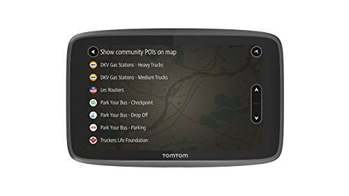 TomTom-1PN500207-GB-Professional-520–GPS-LKW–Kartographie-Europa-48-Lebenslang