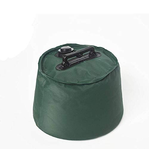 XOYZUU Gazebo - Pesas de arena de grado industrial, pesadas de doble costura, peso de las piernas para toldo pop-up toldo toldo parasol, paraguas, trampolines con peso