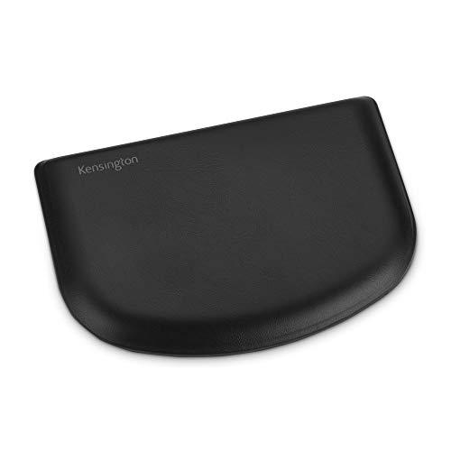 Kensington Poggiapolsi per Mouse/Trackpad sottili ErgoSoft - Approvato dagli specialisti in ergonomia - Forma sagomata, Design professionale, Compatibile con MacBook, iMac, Surface, Desktop; Nero