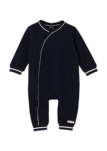 s.Oliver Junior Baby-Jungen 405.12.012.20.201.2056361 Overall, Blau(5952), 74
