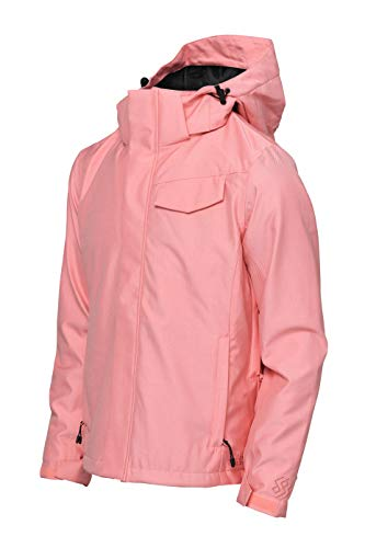 Special Blend | Womens Olivia Snowboard / Ski Jacket (Pale Pink, Large)