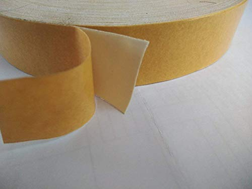 BLUSHIA Hair Wigs tape/Hair Patch Tape/Hair Toupee Tape/Yellow Double Sided Tape For Hair Patch & Hair Toupee Yellow Tape (22 Meter)