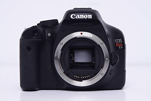 Canon EOS 550D DSLR Black (Body Only)