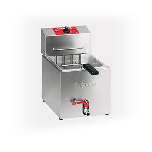 SERIE TF Valentine - Freidora eléctrica (5 L, compatible con mesa de café)