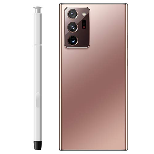 Lenove Note20U+ Teléfono móvil Android 10 Desbloqueado, 12+ 512GB ROM, Pantalla Completa Super Amoled de 6,9 Pulgadas, cámara de 48MP Ultra Three, batería de 5000mAh Smartphone 5G Dual Sim - Negro