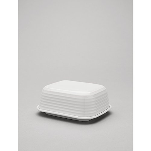 Rosenthal 11965-800001-15169 Butterdose - ONO - Porzellan - weiß - 250gr