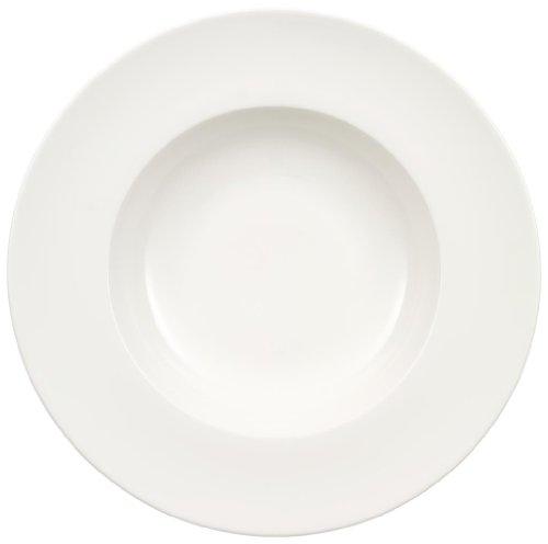 Villeroy & Boch Home Elements Pastateller, 30 cm, Premium Porzellan, Weiß