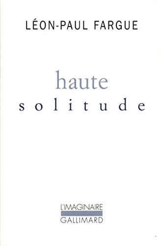 Haute Solitude