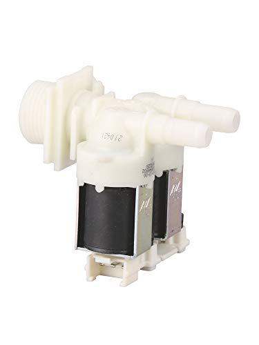 SpareHome Electrovalvula para lavadoras Bosch Siemens y Balay