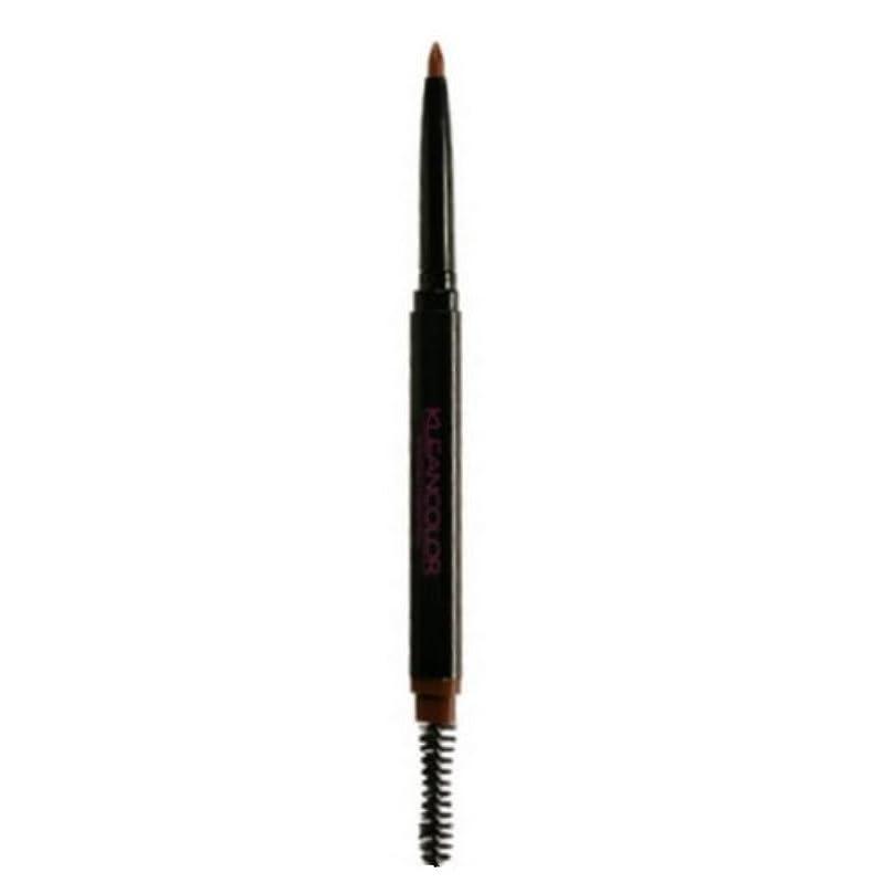 ハッチ無限火山学者(3 Pack) KLEANCOLOR Retractable Eyebrow Pencil - Brown (並行輸入品)