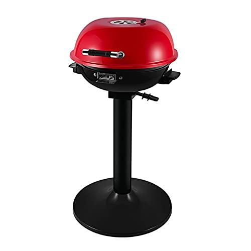 Rauchloser Elektrogrill, Elektrische Vertikale Grillmaschine, Doppelschicht-Grill, 2200 W Für Den Grill Der Außengrill, Der BBQ Für Picknick-Camping-Party Geeignet Ist