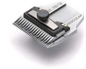 Tête de coupe AESCULAP GT 710 - tête spéciale 1,8 mm.