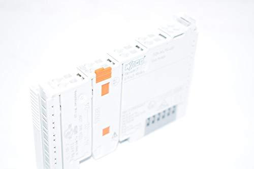 WAGO 750–600–Digital & Analog I/O Modul (ROHS, 12x 100x 69.8mm, grey, 0–55°C,-25–85°C, 0–95%)