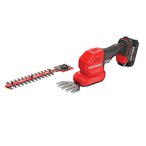 Craftsman CMCSS800C1 Hedge Trimmer, Red