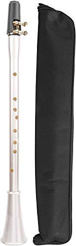Mini-Klarinette, Klarinette EB Tragbare Saxo für professionelle Anfänger-Musikinstrument-Lieferungen mit Oxford-Tuch-Tasche