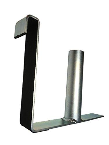 Ebeling Abroller Montagehilfe für Zaunfolie Doppelstabmatten Zaun Sichtschutz PVC
