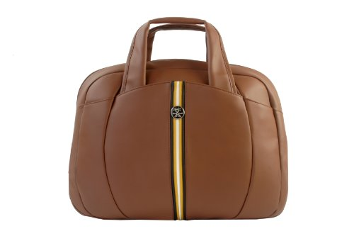 Crumpler Laptoptasche Dr. Royale, mud brown/mustard, 15 inch, DROY-003