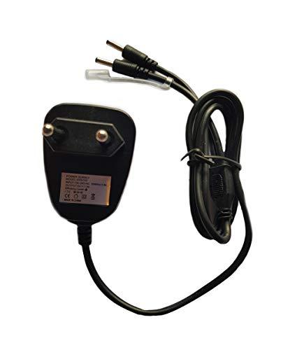 FilAnimal - Repuestos recambios Collar Easypet de Recambio Modelo EP-380R, EASYPET Replacement/Extra Collar EP-380R, EP-31, EP-32 (Cargador Easypet EP-380r 5V 1A)