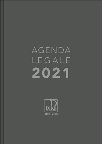 Agenda legale d'udienza 2021. Ediz. tortora