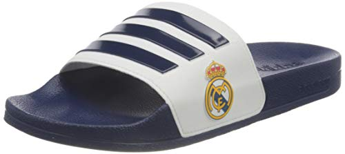 adidas Adilette Shower, Slide Sandal Hombre, Dark Blue/Footwear White/Dark Blue, 43 EU