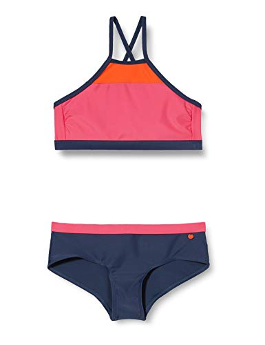 ESPRIT wear Mädchen Ross Beach YG +Hipster - leger Bikini-Set, 625, 140/146