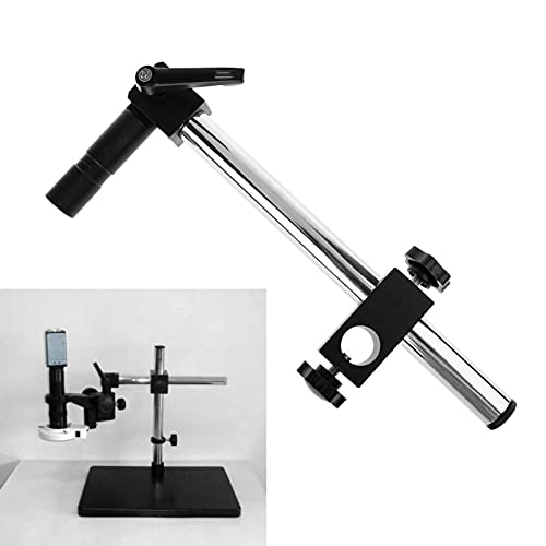 ZXYAN Microscope Accessories Diameter 25mm Heavy Duty Arm Support for Video Industry Microscope Table Stand PXPC Biology Education