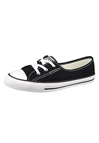 Converse Unisex-Adult Chuck Taylor All Star Sneaker, Schwarz, EU 38