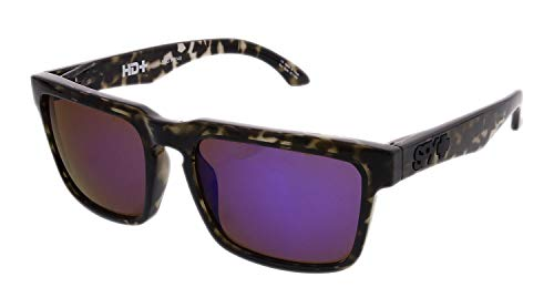 Spy Sonnenbrille Helm, happy bronze/purple spectra, One size, 673015795366