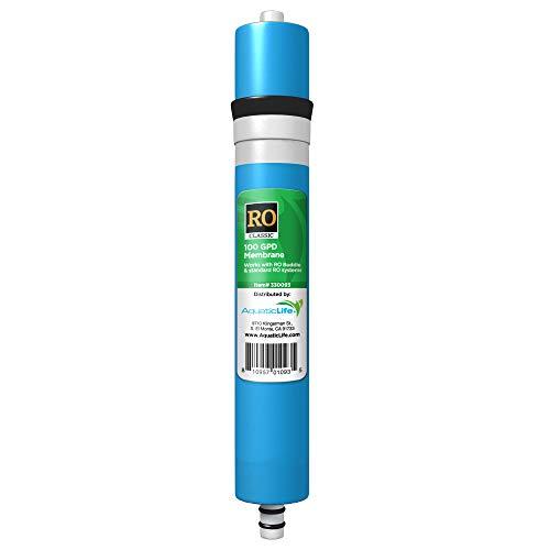 AQUATICLIFE Aquatic Life 100 GPD Reverse Osmosis Membrane Filter