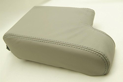 Fits 1992-1999 BMW E36 325 328 318 Synthetic Leather Console Lid Armrest Cover Tan (Vinyl Part Only)