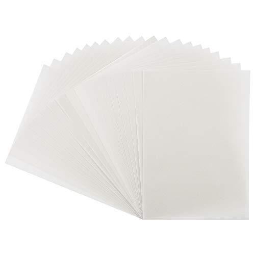 Ideen mit Herz Transparentpapier | DIN A4 | 130 g/m² | weiß | 20 Bogen