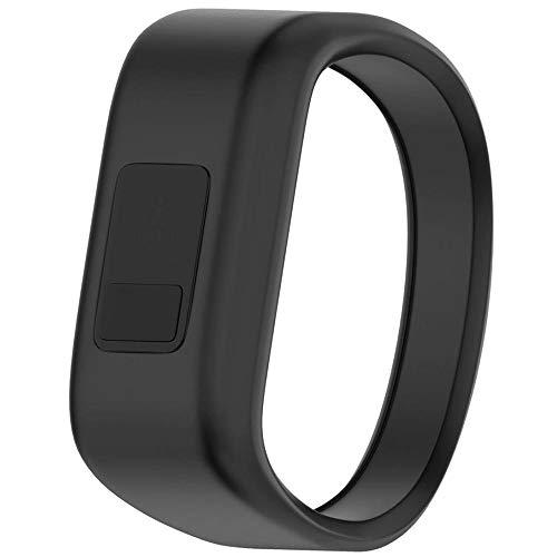 Band for Garmin Vivofit Jr / Vivofit Jr. 2, Soft Silicone Replacement Watch Band Strap for Garmin Vivofit Jr / Vivofit Jr. 2 Activity Tracker, Small, Large