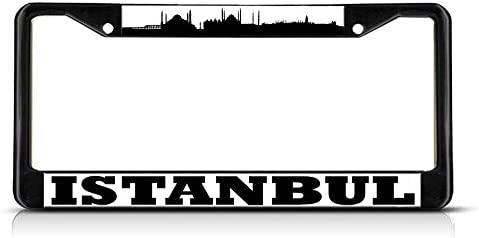 from ShopForAllYou Frame Istanbul Flag Metal Black Li Selling Japan's largest assortment and selling Duty Heavy