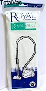 Royal / Dirt Devil Type Q Airo-Pro Canister 2000 Vacuum Bags 3-RY2100-001 - Genuine - 7 bags + 1 filter