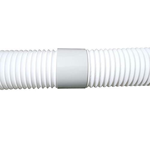 """Klimagerät Schlauch und Kupplung für mobile Klimaanlage   PVC-Verlängerungsschlauch für tragbare Klimaanlage Ersatzschlauch   Tragbare Klimaanlage Abluftschlauch Kupplung / Anschluss 6"""" Hose Coupler"""