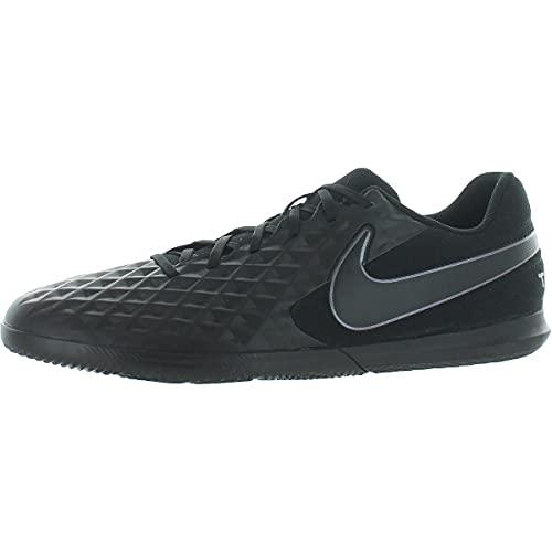 Nike Herren AT6110-010_44 Indoor Football Trainers, Black, EU