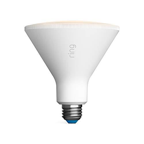 Ring PAR38 Smart LED Bulb, White (Ring Bridge required)