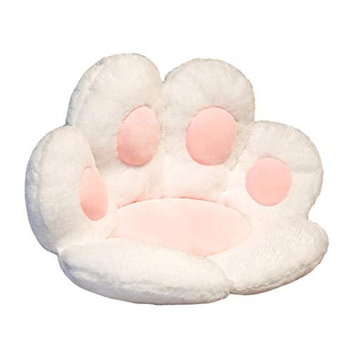 xingling Winter Plüsch Cat Claw Kissen, Creative Plush Paw Kissen, Warmes Weiches Sitzkissen Stuhl Pad, Sofa Rücken Kissen Nap Kissen Kissen Spielzeug Geschenk Für Erwachsene Kinder