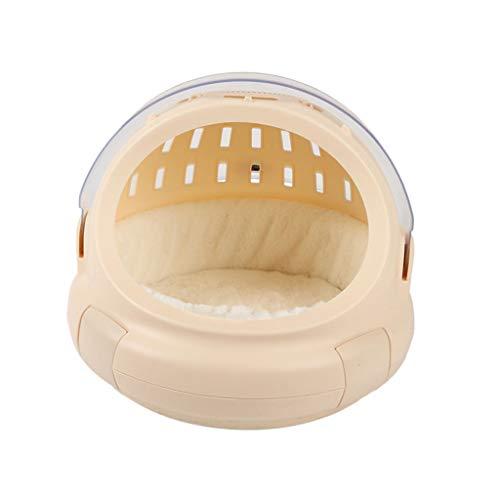 Pet Bed Multifunctionele Air Box ABS Kunststof Ventilatie Comfort Puppy Kennel Voor Kat Huisdier Bed Voor Katten 2019 Huisdier Bed Huisdier nest