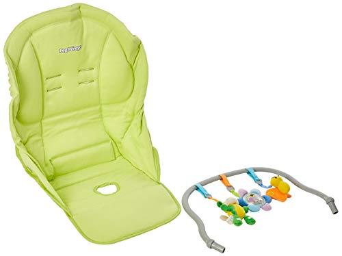 Peg Perego Y5TMKIVERD Sitzbezug mit Spielbogen, Kit für Tatamia, Verde