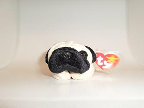 Ty Beanie Babies - Pugsly the Pug Dog
