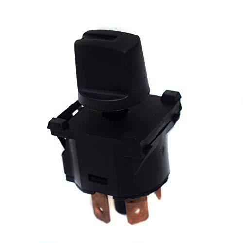 321959511A Interrupteur rotatif pour ventilateur de chauffage Golf Scirocco Golf I Cabriolet Golf II 53B 19E, 1G1 155