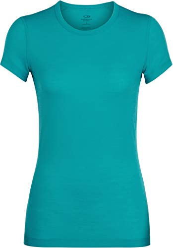 Icebreaker Sprite Short Sleeve Crewe - T-Shirt Femme