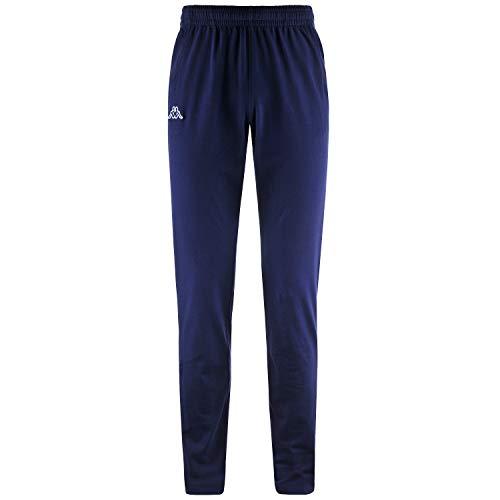 Kappa Logo ZOLIM Slim, Pantalone Uomo, Blu, XL