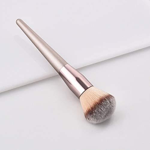CWD Super Soft Makeup Pinsel Luxus-Champagner-Make-up-Bürsten Set für Fundamentpulver-Blush-Lidschatten Concealer Lip-Augen-Make-up-Bürstenkosmetik-Schönheits-Werkzeuge (Color : SFS)