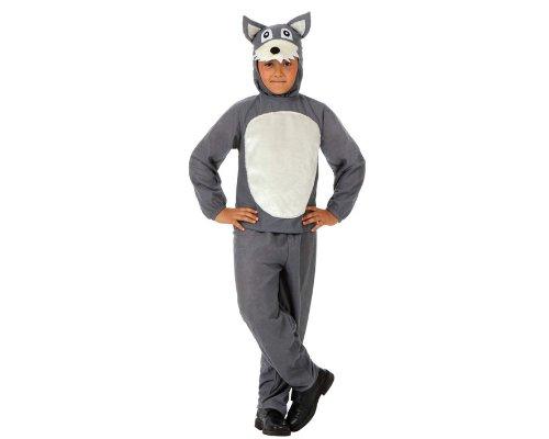 Atosa - 10813 - Costume - Déguisement De Loup Méchant - Taille 2