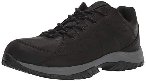 Columbia Men's Crestwood Venture Boots, Black/Columbia Grey, 10 Regular US