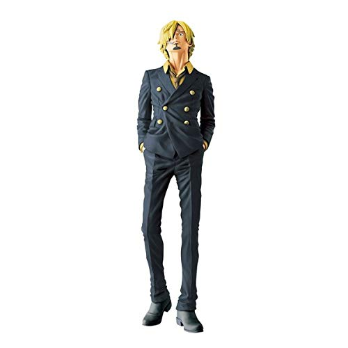 BANPRESTO. ONE Piece Figure Sanji Oversea One Piece The Best Edition Masterlise No.03 Memory Figure