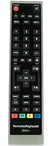 RemotesReplaced Mando a Distancia Compatible con LG 43UJ634V