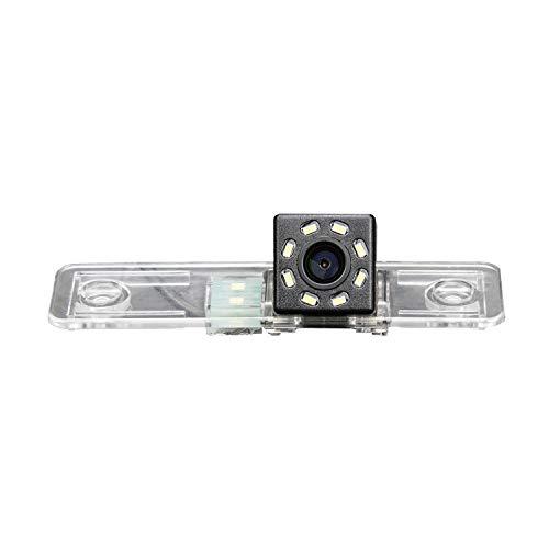 HD 720p Farb Rückfahrkamera integriert in die Kennzeichenbeleuchtung Kamera Einparkhilfe rueckfahrkamera mit Distanzlinien für Omega B Wagon Opel Zafira A 1999~2005 Opel Vectra B Vectra C 1995~2003